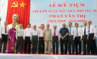 Kỷ niệm trọng thể 110 năm ngày mất nhà thơ yêu nước Phan Văn Trị