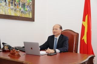 Việt Nam chia sẻ kinh nghiệm ứng dụng công nghệ hạt nhân trong ứng phó COVID-19