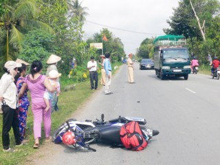 3 vụ tai nạn giao thông làm 3 người tử vong