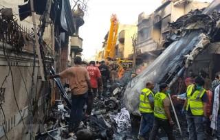 Vụ tai nạn hàng không thảm khốc ở Pakistan là do lỗi con người
