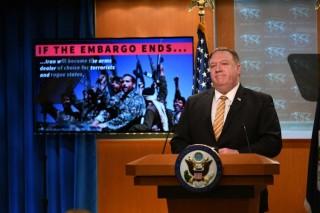 Mỹ trừng phạt 5 thuyền trưởng Iran vì vận chuyển dầu tới Venezuela