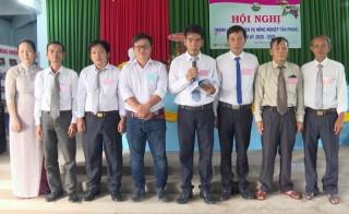 Thành lập Hợp tác xã dịch vụ nông nghiệp Tân Phong