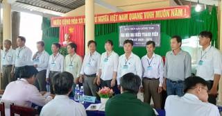 Đại hội đại biểu thành viên Hợp tác xã thủy sản Đồng Tâm