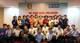 Tập huấn về xây dựng và vận hành mô hình Hội đồng trẻ em