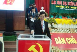 Mỏ Cày Bắc hoàn thành đại hội chi bộ, đảng bộ cơ sở