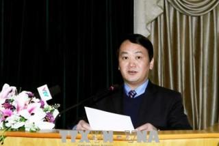 Ông Hầu A Lềnh tái đắc cử Bí thư Đảng ủy Mặt trận Tổ quốc Việt Nam