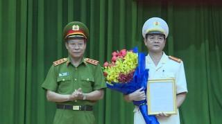 Công bố quyết định bổ nhiệm Giám đốc Công an Thành phố Hồ Chí Minh