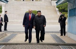 Hàn Quốc tái khẳng định cam kết hòa bình trên bán đảo Triều Tiên