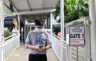 Singapore: Cử tri mắc COVID-19 và phải cách ly không được đi bỏ phiếu