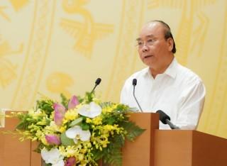 Hội nghị trực tuyến toàn quốc giữa Chính phủ với các địa phương