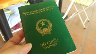 Thông báo giảm mức thu, nộp lệ phí cấp hộ chiếu