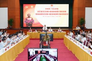 Thủ tướng dự Hội nghị sơ kết 6 tháng ngành tài chính