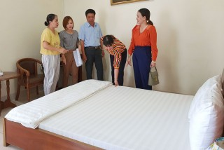 Thẩm định điều kiện dịch vụ hạng sao cho cơ sở lưu trú