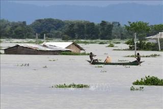Gần 4 triệu người tại Ấn Độ và Nepal sơ tán do lũ lụt