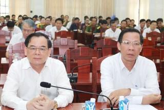 Hội nghị trực tuyến báo cáo viên chuyên đề