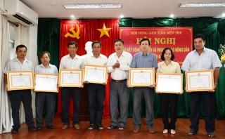 Hội Nông dân tỉnh sơ kết hoạt động 6 tháng đầu năm 2020