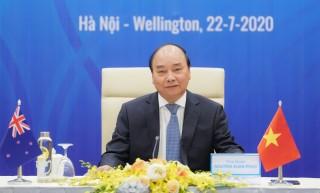 Việt Nam, New Zealand chính thức nâng cấp quan hệ lên Đối tác Chiến lược