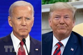 Joe Biden vượt qua Tổng thống Trump về tỷ lệ ủng hộ của cử tri độc lập
