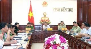 Hội nghị trực tuyến sơ kết công tác 6 tháng đầu năm Ban Chỉ đạo 389 quốc gia