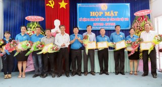 Họp mặt kỷ niệm Ngày thành lập Công đoàn Việt Nam 28-7