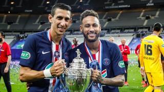 Neymar tỏa sáng, PSG vô địch cúp quốc gia Pháp, nuôi hi vọng 'ăn 4'
