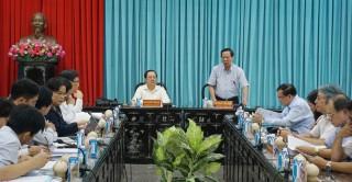 Lấy ý kiến các chuyên gia, nhà khoa học đóng góp dự thảo Văn kiện trình Đại hội Đảng bộ tỉnh