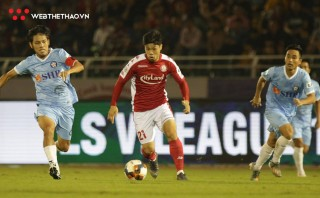 V.League 2020 có thể hoãn vì COVID-19 ở Đà Nẵng