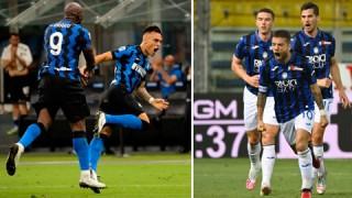 Cùng thắng, Inter và Atalanta ganh đua quyết liệt ngôi á quân