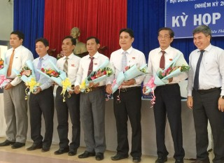 HĐND huyện Châu Thành tổ chức kỳ họp thứ 16