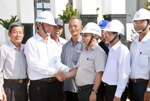 Thạnh Phú nhiều tiềm năng phát triển năng lượng tái tạo