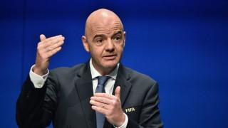 Chủ tịch FIFA Gianni Infantino bị khởi tố hình sự
