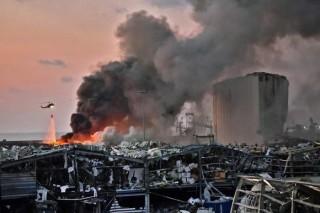 Nhiều nhân viên ngoại giao bị thương trong vụ nổ ở Lebanon