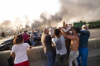 Số thương vong trong vụ nổ ở Beirut tăng lên hơn 5.000 người