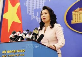 Mọi hoạt động tại Trường Sa và Hoàng Sa mà không được sự cho phép của Việt Nam đều vô giá trị