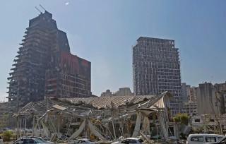 Liban quốc tang 3 ngày tưởng niệm các nạn nhân vụ nổ tại Beirut