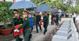 Lực lượng vũ trang tỉnh thực hiện tốt chính sách đền ơn đáp nghĩa