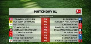 Tin bóng đá 7-8-2020: Bundesliga công bố lịch thi đấu mùa 2020/21