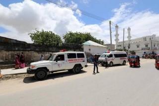 Nổ lớn tại Somalia, ít nhất 8 người chết và 14 người bị thương