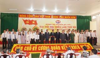 Khẩn trương hoàn tất công việc sau Ðại hội đại biểu Ðảng bộ huyện Ba Tri lần thứ XII