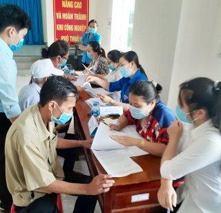 Công khai phương án bồi thường, hỗ trợ tái định cư Khu công nghiệp Phú Thuận