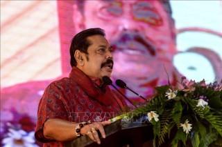Nội các Sri Lanka tuyên thệ nhậm chức