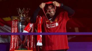 Jurgen Klopp nhận danh hiệu HLV xuất sắc nhất Premier League 2019/2020