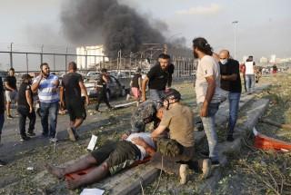 Mỹ kêu gọi điều tra vụ nổ - Liên đoàn Ngân hàng Arập lập Quỹ tái thiết Beirut