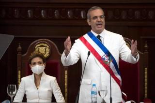 Tổng thống Cộng hòa Dominicana tuyên thệ nhậm chức