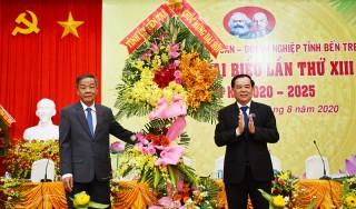 Đảng bộ Khối Cơ quan - Doanh nghiệp tỉnh khai mạc Đại hội đại biểu lần thứ XIII, nhiệm kỳ 2020 - 2025