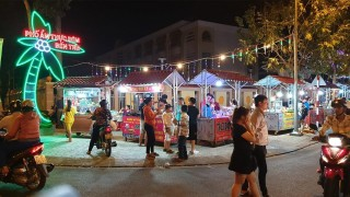 Thông qua kế hoạch đầu tư Phố đêm xứ Dừa