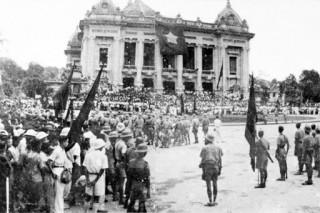 Sáng mãi ngọn lửa tinh thần Cách mạng Tháng Tám 1945