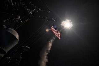 Căn cứ quân sự Mỹ tại Syria bị tấn công tên lửa