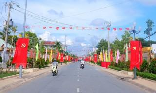 Thị trấn Thạnh Phú hướng đến đô thị loại IV