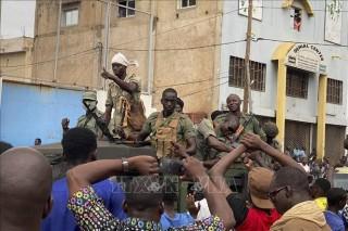 Đại diện Liên hợp quốc tiếp cận những quan chức Mali đang bị lực lượng đảo chính bắt giữ